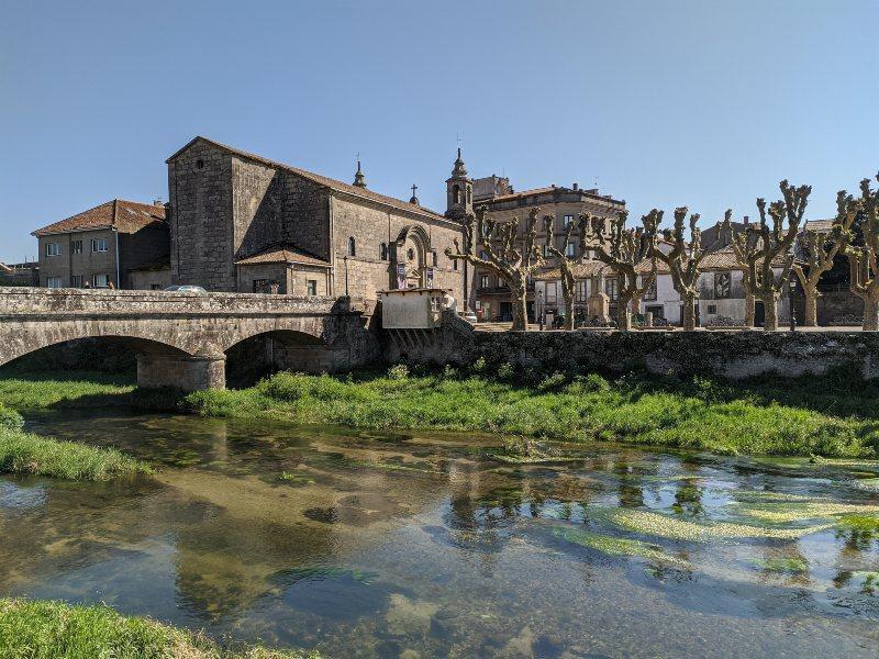 Padrón, Santiago de Compostela