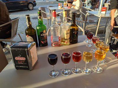 In Porto drink je Port!